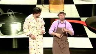 Kabaret Paranienormalni -  parodia Makłowicza 2017 Video