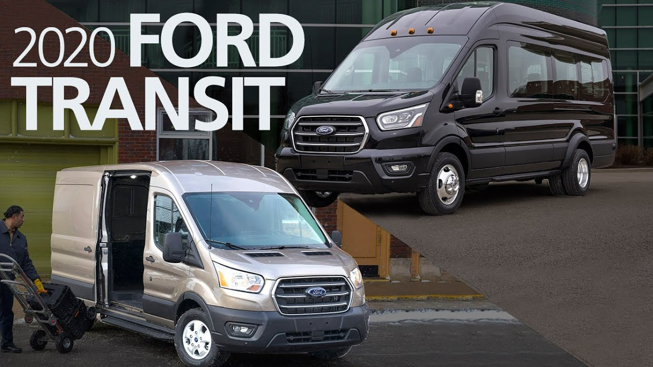 2020 ford s all wheel drive transit cargo van and passenger van youtube 2020 ford s all wheel drive transit cargo van and passenger van