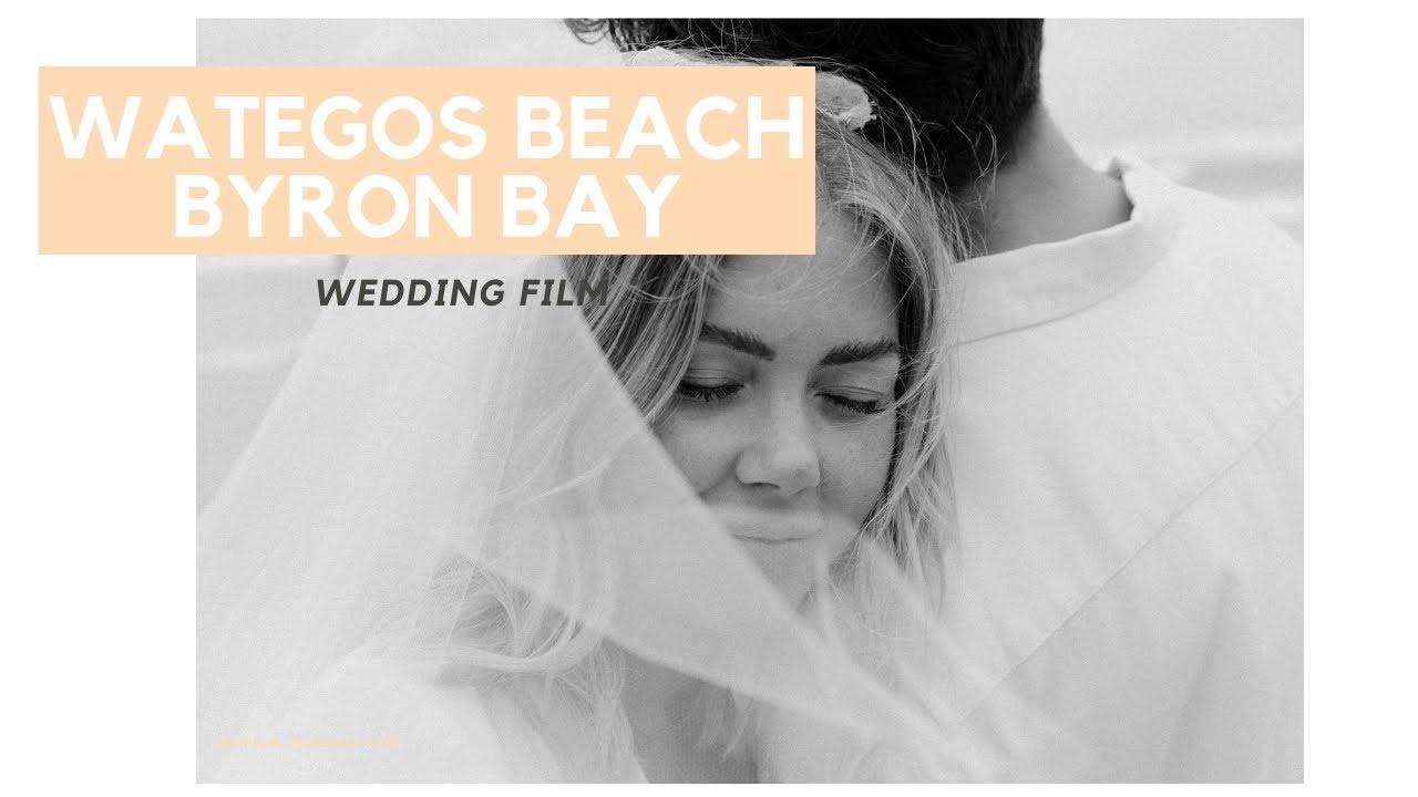Wategos Beach, Byron Bay Elopement Wedding Film