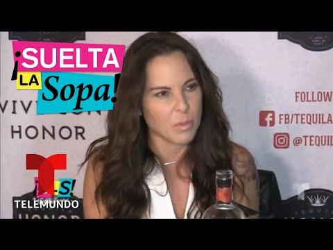 ¡Eugenio Derbez habló de Kate del Castillo! | Suelta La Sopa | Entretenimiento