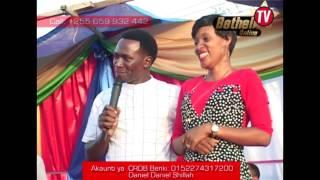 Masanja, Kasaki Selemani, Kundi la Masanja na Mc Joshua Makondeko walivyotikisa mkutanoni