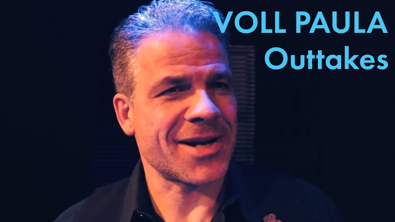 Voll Paula Outtakes Karsten Speck Claus Wilcke Youtube