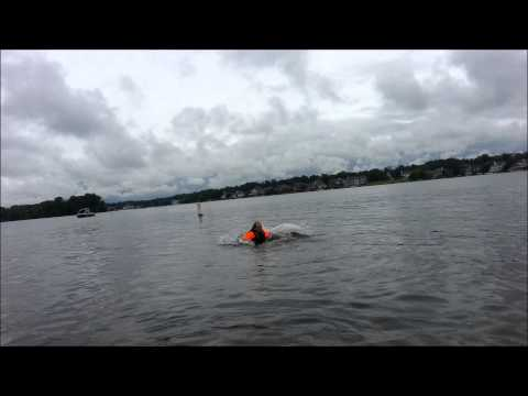 Jerry Mercer Learns FlyBoarding with Indy Flight Academy & WaterSports