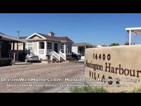 Huntington Harbor Village, Huntington Beach 55+ Community