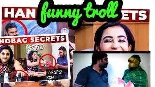 funny Leon hand bag secrets revealed|must watch funny troll ultimate climax