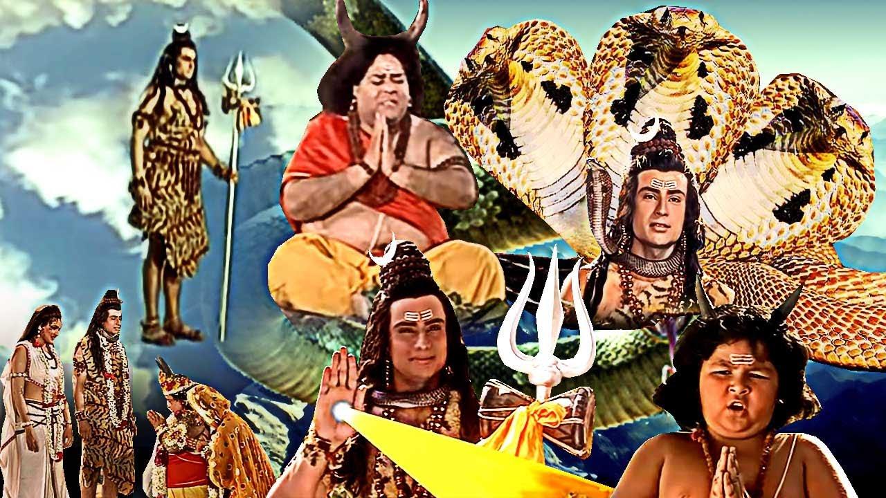 Om Namah Shivay  | नंदी का जन्म तथा उसका विवाह | Nandi Born | ॐ नमः शिवाय | नन्दी विवाह | Japtapvrat