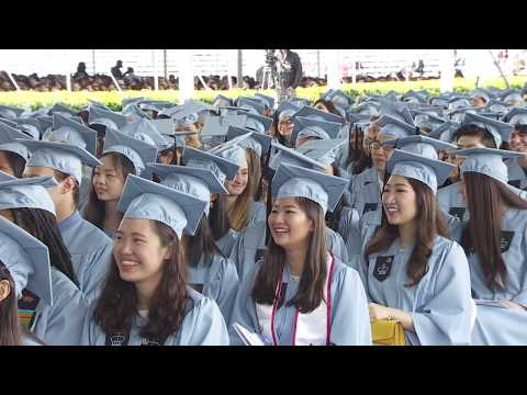 Columbia College Class Day 2017