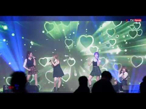 """유앤아이 직캠 """" 날개 - WINGZ """" LBMA STAR @180419"""