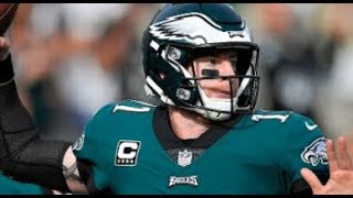 SCRIPTED | Philadelphia Eagles 43 point win over LA Rams + Carson Wentz 'torn ACL' report
