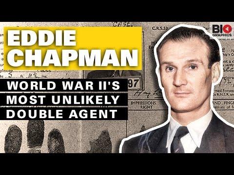 Eddie Chapman: World War II's Most Unlikely Double Agent