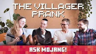 Ask Mojang #3: The Villager Prank