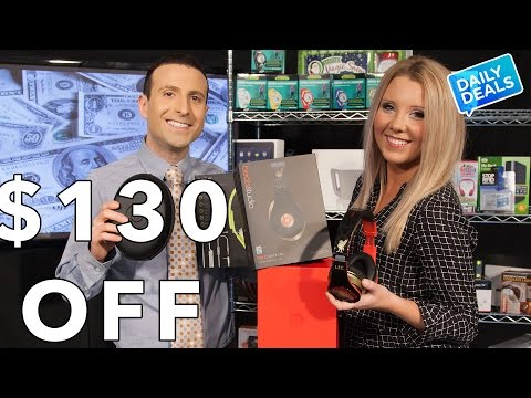 Best Noise Cancelling Headphones, Beats By Dre Review ► The Deal Guy