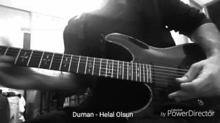 Duman - Helal Olsun Solo Cover