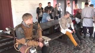 В замке Ливонского ордена прошел рыцарский турнир(, 2014-07-09T06:16:29.000Z)