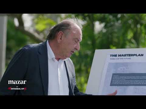 "Eng. Shehab Mazhar Showcase Mazar ""The commercial spine of Mostakbal City"" (Ramadan 2021)"