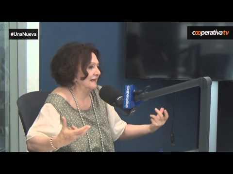 Gloria Munchmayer y crisis TVN: No pretendo levantar nada