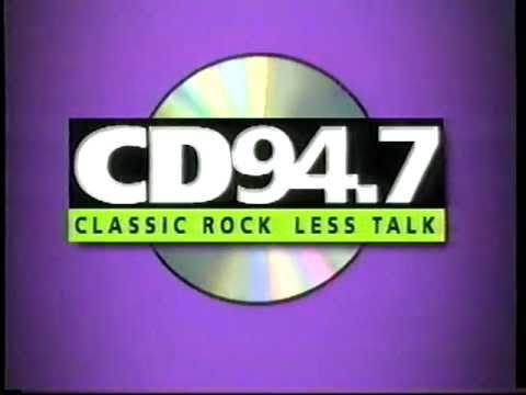 WXCD-FM (CD94.7) commercial