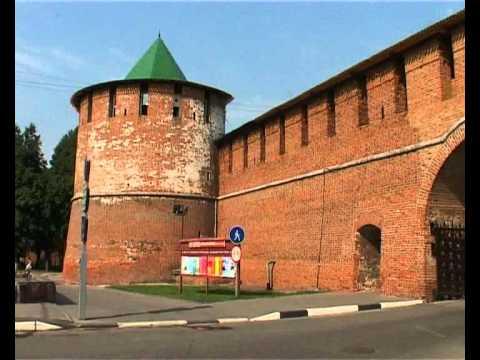 Нижегородский Кремль история, башни, застройка