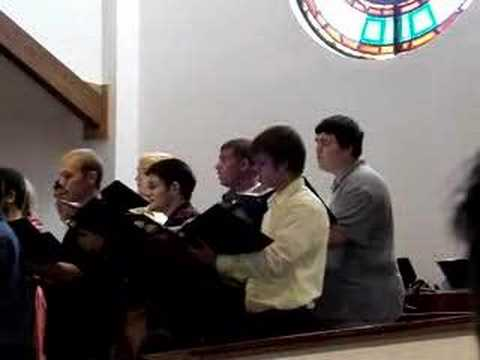 College of the Ozarks Chorale- Ubi Caritas