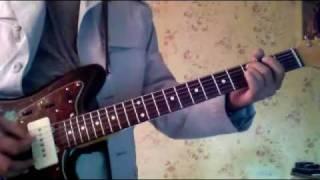 PJ Harvey - Big Exit (play along)