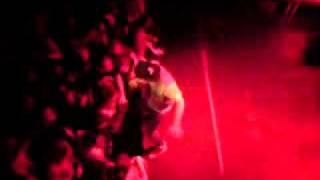 """Dendemann live in Hamburg - Fabrik 29.04.2010 """"Inhalation"""""""