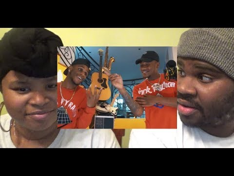 ARMON AND TREY - LOVE GALORE, BODAK YELLOW, & MORE (MASHUP) - REACTION