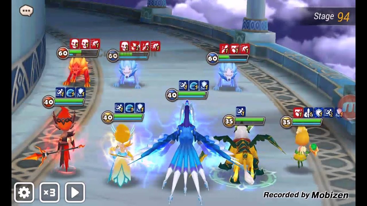 Summoners War Toa Stage 94 Doovi