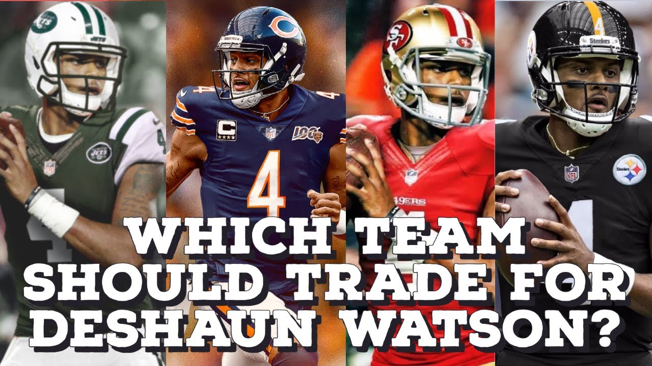 Report: Deshaun Watson has narrowed new team down to Broncos ...