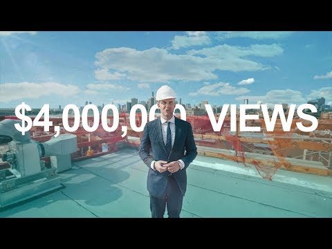 $4,000,000 BROOKLYN PENTHOUSE | VIEWS FOR MILES