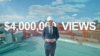 $4,000,000 BROOKLYN PENTHOUSE | Ryan Serhant Vlog #031