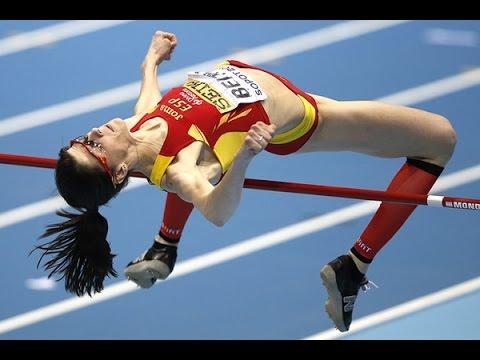 Women S High Jump 2016 Youtube
