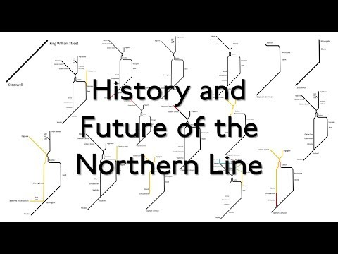 History and Future of the Northern Line