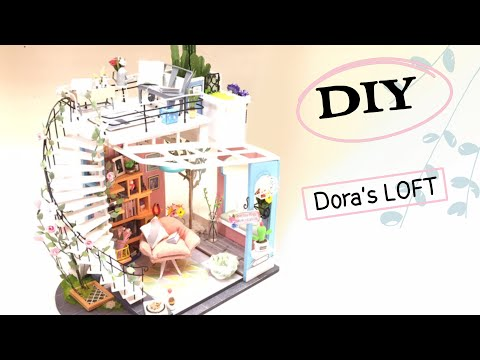 ROLIFE- GIVEAWAY(CLOSED)- Dollhouse miniature kit- Assembly- DIY