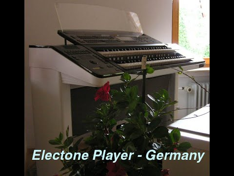 I Can Not Believe It's True (Phil Collins) on Yamaha ELX-1m by Electone Player