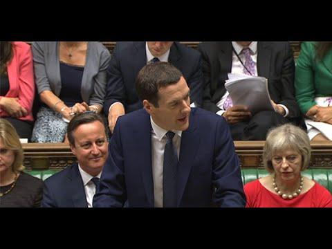 Summer Budget 2015: 8 July