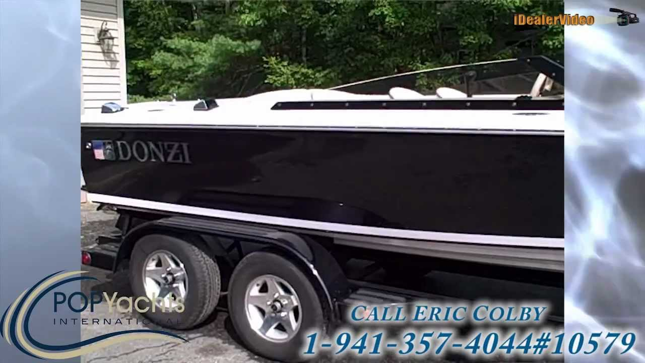 UNAVAILABLE] Used 2005 Donzi 22 Classic in Richmond, Maine