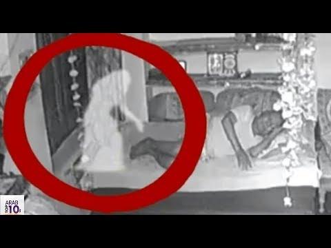شك الأهل في تصرفات جدهم .. فوضعوا كاميرا مراقبة .. و عندما فتحوا الفيديو شاهد ماذا وجدوا !!