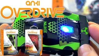 Anki Overdrive - Thermo & Nuke Unboxed