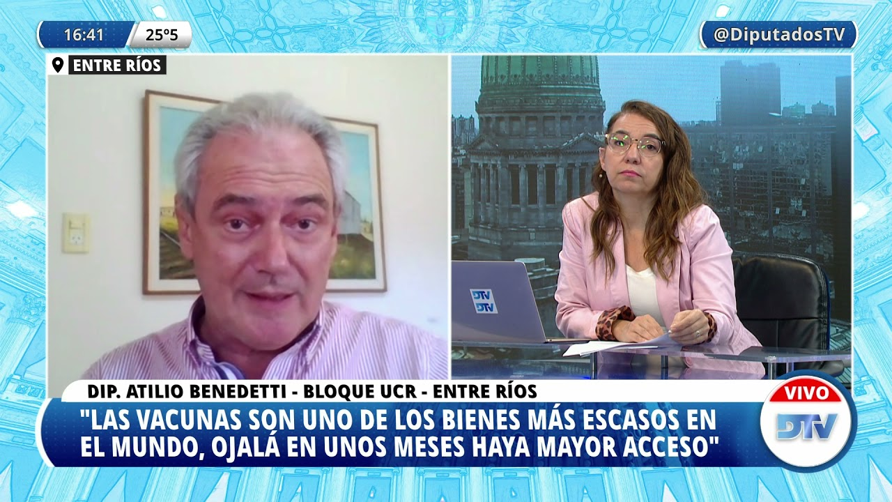 DTV - El Análisis con Karin Cohen - Programa 12/04/2021