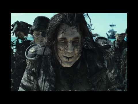 Pirates of the Caribbean: Dead Men Tell No Tales  Spanish featurette Salazar  Javier Bardem