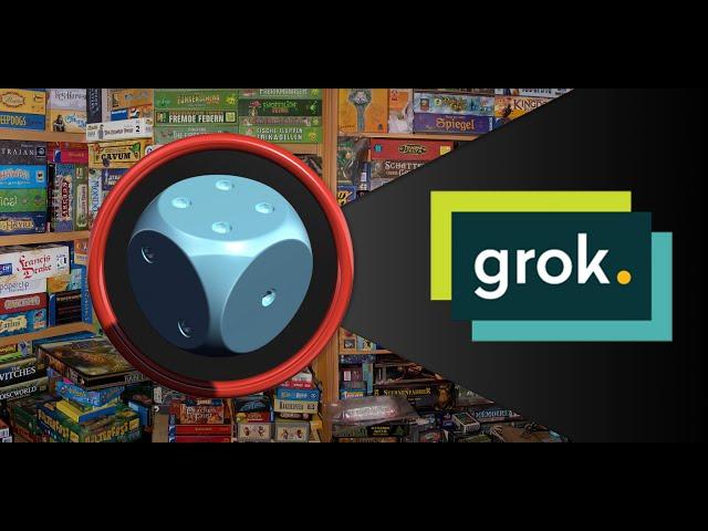 Perfil Grok Games