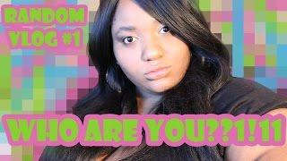 Random Vlog #1: Makeup? Karaoke? (Lianne La Havas - Lost & Found Cover)