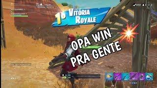 Fortnite Battle Royale: Opa win for Gente 《 DarkGhost 》