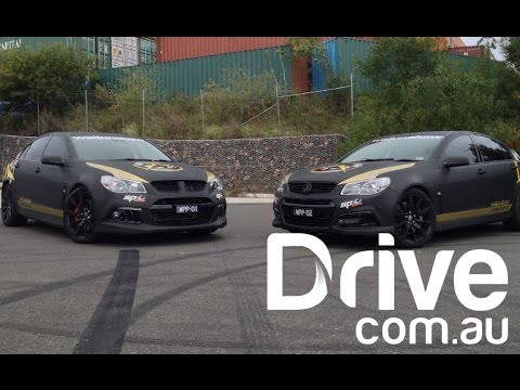 Walkinshaw 507kW Kit Upgraded to 630kW     Wait for sta    | Doovi