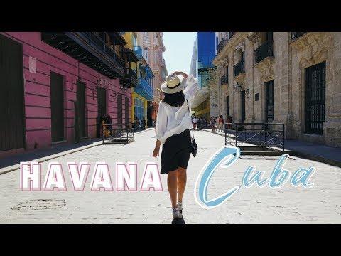 72 HOURS IN HAVANA CUBA! Travel Guide 2018 (+ Advice & Cost)