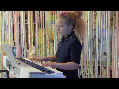 Бах ВЕСНА, класс фортепиано   Privia цифровое пианино   Bach Spring   Piano