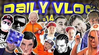 """Daily Vlog#14 - """"GRAMY DLA KUBY i 1400km W TRASIE"""" [ChwytakTV]"""