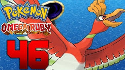 HO-OH & LUGIA FANGEN! Let's Play Pokémon Omega Rubin Part: 46 Scanner, Gischtglocke, Klarglocke