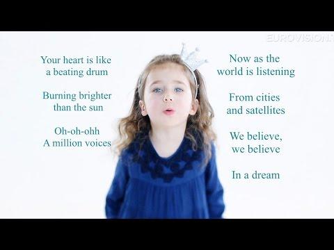 a million voices слушать минус