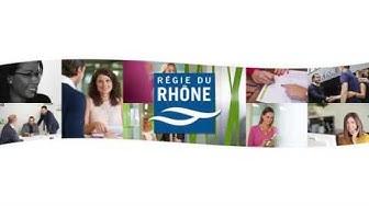 Nouveau site Régie du Rhône SA
